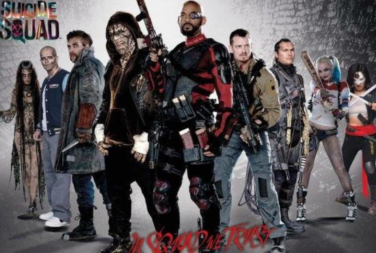 《自殺突擊隊》電影原聲帶 Suicide Squad: The Album