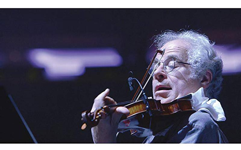 《帕爾曼的音樂遍歷》觀後感:組成音樂大師的日常
