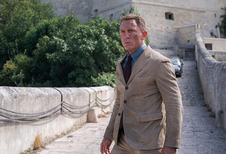 《007:生死交戰》:丹尼爾克雷格溫柔告別最終章